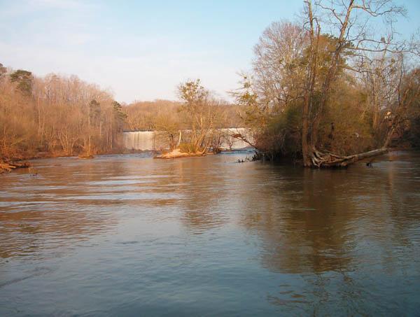Oconee river report for 3 13 georgia outdoor news forum for Lake oconee fishing