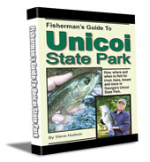 Fisherman's Guide to Unicoi State Park